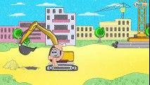 ✔  Tracteur pour enfants. Dessin animé voiture. Tiki Taki  Dessins Animés ✔  Meilleurs Dessins Animés