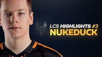 LCS Highlight #3 - Vitality Nukeduck
