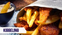 """Food and Football Fever NETHERLANDS """"Kibbeling"""" with Chef Jonathan Collins"""