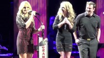 Britney Spears Surprised Jamie Lynn at The Grand Ole Opry