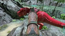ARK Survival Evolved Tribes Gameplay S3 Ep 56 Gallimimus Taming