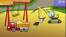 ✔ Dessins animé voiture. Grue pour enfants. Tiki Taki Dessins Animés ✔  Dessins Animés En Français