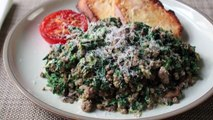 Joes Special Original Joes Ground Beef & Spinach Scramble