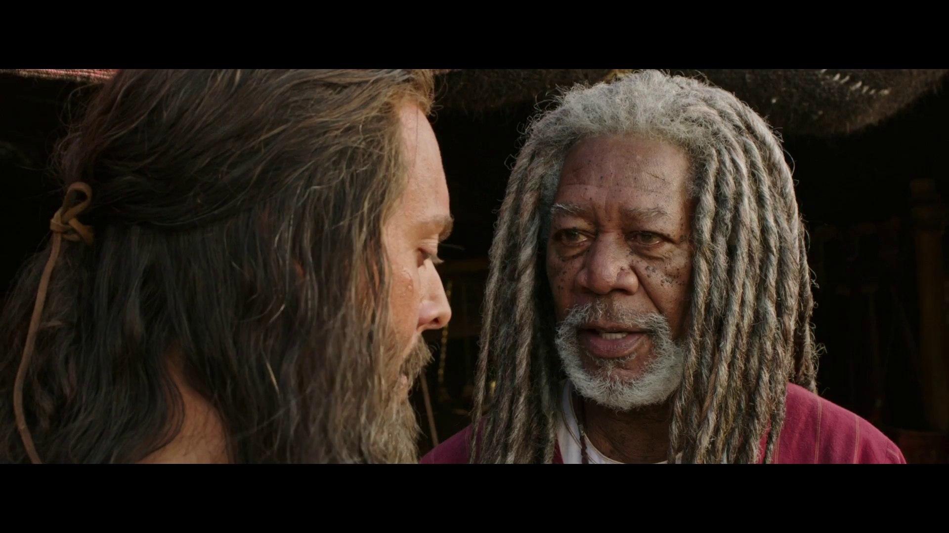 Remake de Ben-Hur avec Morgan Freeman et des Dreadlocks???