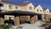 Hotels in San Diego Staybridge Suites San Diego Rancho Bernardo California