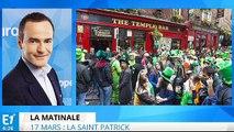 17 mars 461, la mort de Patrick d'Irlande