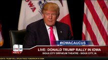 Full Speech: Donald Trump Rally in Sioux City, IA with Jerry Falwell, Jr. (1-30-16)