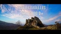 Teaser reco citadelles 40km 2000d+