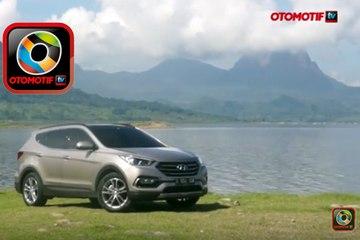 Hyundai Santa Fe CRDi 2016 Edition Diesel Review - Test Drive - Kembali Menai