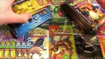Ouverture de 16 Boosters Pokémon GENERATIONS Français ! EX ET FULL ART INVASION !