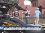 Hells Angels rent out Tempe theater