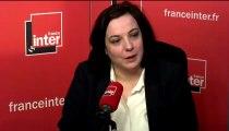 """Emmanuelle Cosse : """"Je reste opposée à l'inscription de la déchéance de nationalité dans la Constitution"""""""