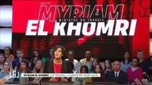 """Myriam El Khomri assume : """"Je crois en ce que je porte"""""""