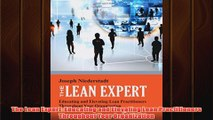 Free PDF Download  The Lean Expert Educating and Elevating Lean Practitioners Throughout Your Organization Read Online