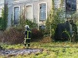 Calvados : le château de Magny-en-Bessin détruit par un incendie