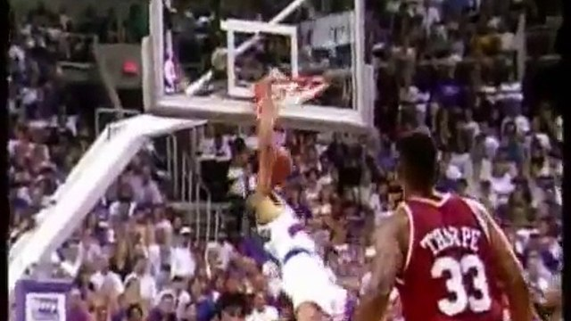 [NBAwatcher] To Touch the Sky -- NBA dunk mix  -- DUNKED ON!
