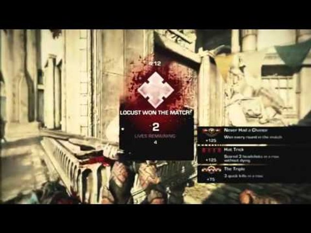 Godmonic - Gears Of War Montage #2 | Infected