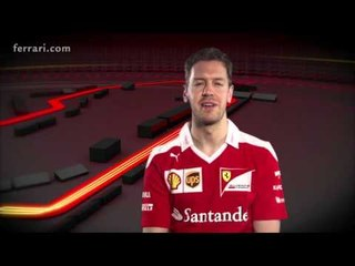 Ferrari F1: Intervista a Sebastian Vettel - GP Australia 2016