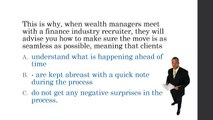 Mistakes Wealth Management Advisors Make When Moving