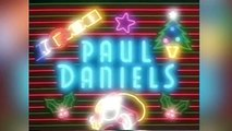 Paul Daniels obituary The magician died aged 77 from cancer - YouTube