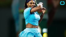 Serena Williams Bests Defending Champ Simona Halep at Indian Wells