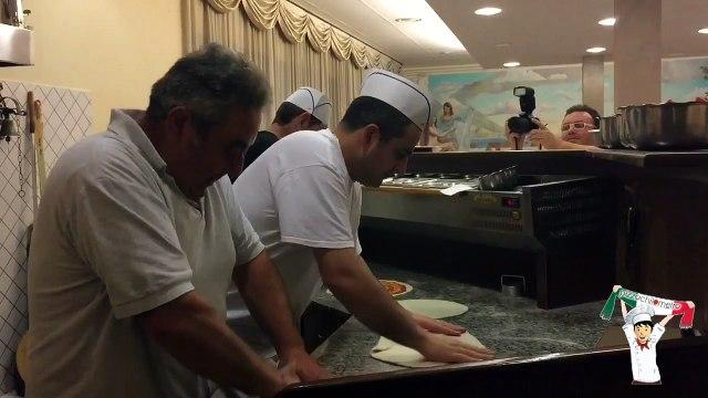 Renato Polignone e Mario Petrolo Ristorante Pizzeria L'Infinito