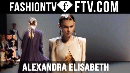 Alexandra Elisabeth | Model Talks S/S 16 - Paris | FTV.com