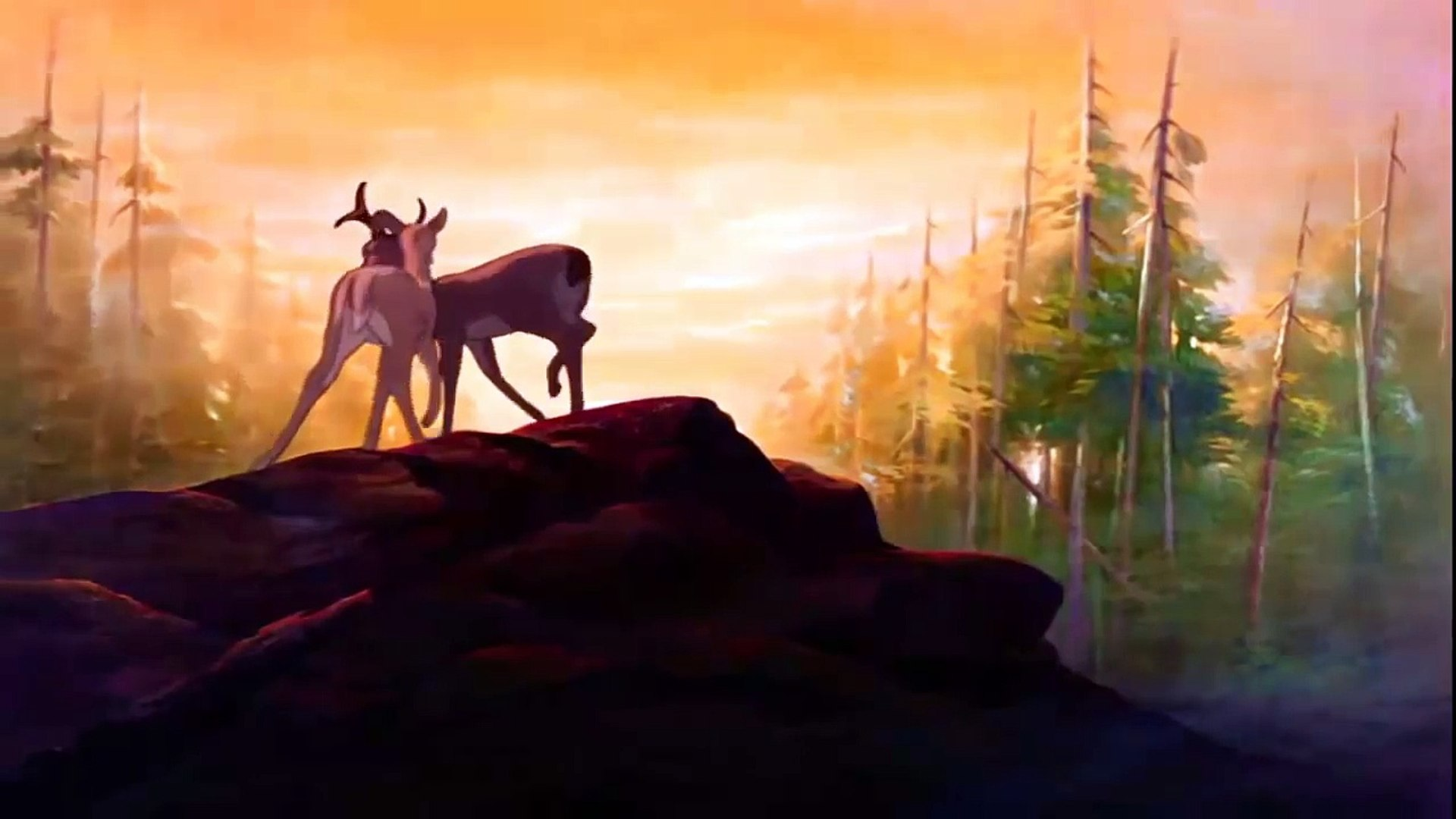 Bambi - Looking for Romance ( I Bring You a Song ) HD