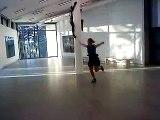 Maria dansar