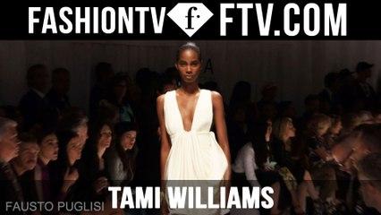 Model Talks Paris S/S 16 - Tami Williams | FTV.com