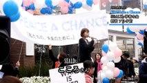 3/13 SEALDs こころさんスピーチ(SEALDs&学者の会 新宿アルタ前 街宣)
