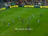 Comparaison Messi /Maradona