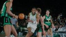 Basket - Livre : «Limoges CSP, un nouvel art du feu» (teaser 1)