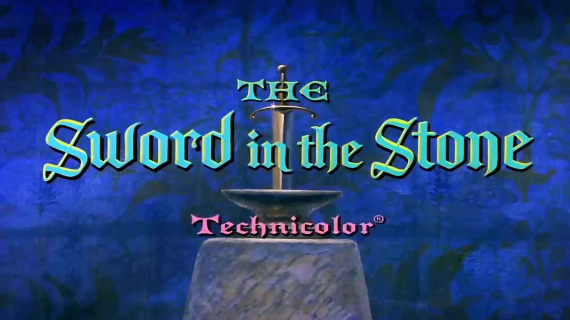 The Sword In The Stone Intro Hd Video Dailymotion