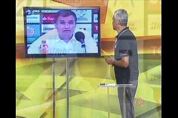 Atento às redes sociais, Aguirre cobra elogios ao Patric 'voluntário'