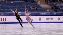 JWC2016 Angelique ABACHKINA / Louis THAURON SD