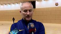 FCB Futsal: Previa Barça Lassa-El Pozo Múrcia