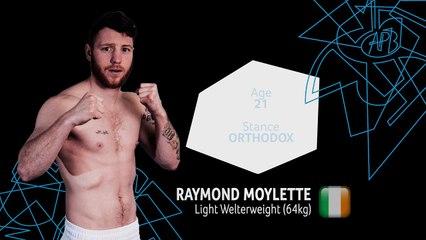 APB Boxer Profile - 64 kg Raymond