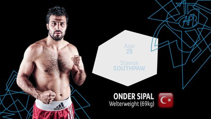 APB Boxer Profile - 69 kg Sipal