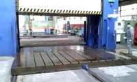 Pressa Idraulica Gigant 2000 ton Video 4