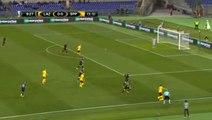 Dorek Dockal Goal - Lazio 0-1 Sparta Praga - 17.03.2016