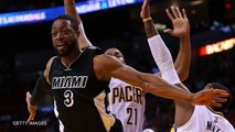 NBA Impersonator Does Impression of Dwyane Wade in Front of Dwyane Wade