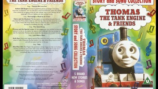 Thomas The Tank Engine Amp Friends Story And Song