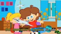 PAYLAŞ ONLAR ARKADAŞ Sevimli Dostlar Eğitici Çizgi Film Çocuk Şarkıları