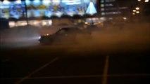 DRIFTING Mercedes w126 AMG, ,w190 ,w140
