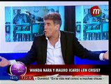 Wanda Nara y Mauro Icardi ¿en crisis?