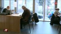 Archives municipales d'Annecy : la salle de lecture