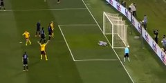 0-3 Ladislav Krejci Goal - Lazio - Sparta Prague - 17.03.2016