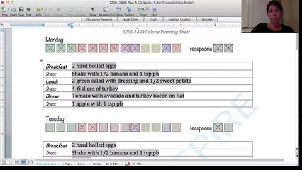 Meal Planning: Keep it Simple