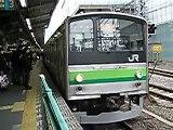 JR横浜線205系 横浜駅発車 JR series205
